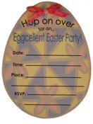 Printable Easter Invitation